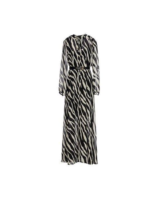 Michael Michael Kors | Женское Чёрное Длинное Платье