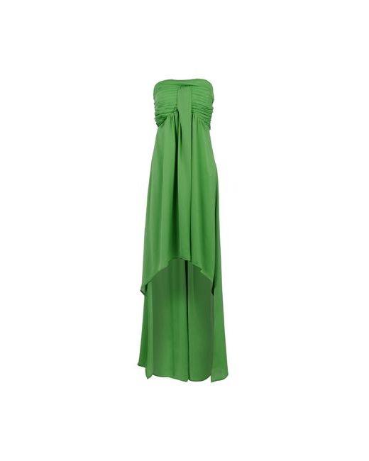 Annarita N. | Женское Зелёное Длинное Платье
