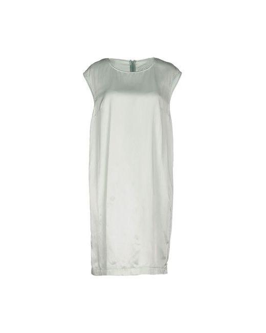 L' Autre Chose   Женское Зелёное Короткое Платье