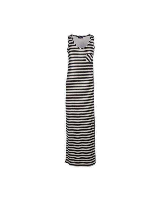 Jei O' | Женское Чёрное Длинное Платье