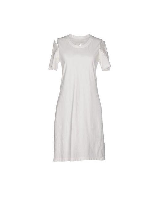 Maison Margiela | Женское Белое Короткое Платье