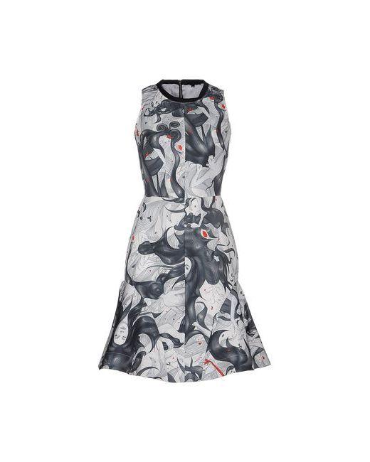 Koonhor   Женское Чёрное Короткое Платье