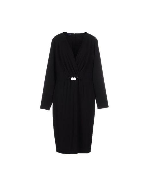 Les Copains | Женское Чёрное Платье До Колена