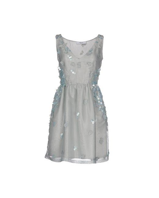 Blugirl Blumarine | Женское Зелёное Короткое Платье