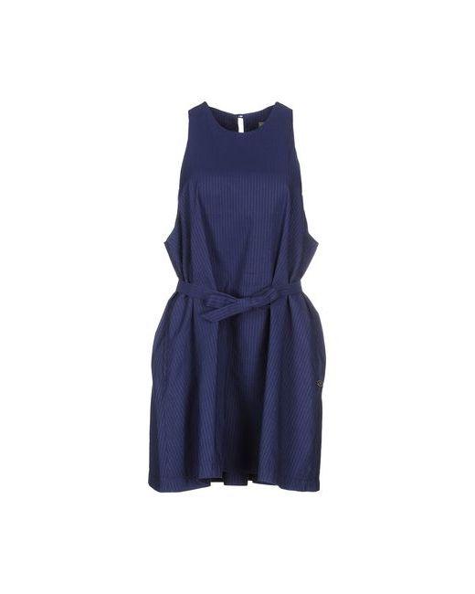Jacob Cohёn | Женское Синее Короткое Платье