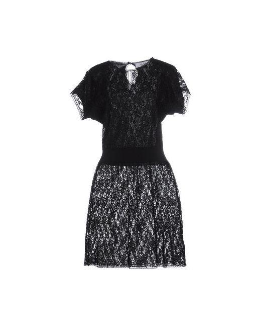 Blugirl Blumarine   Женское Чёрное Короткое Платье