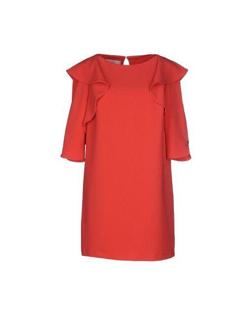 Betty Blue | Женское Розовое Короткое Платье