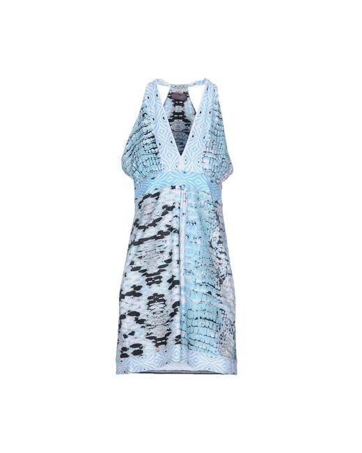 Hale Bob | Женское Голубое Короткое Платье