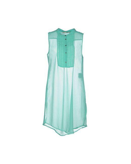Silvian Heach | Женское Зелёное Короткое Платье