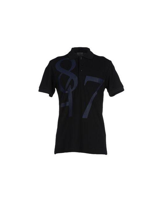 Dior Homme   Мужское Чёрное Поло