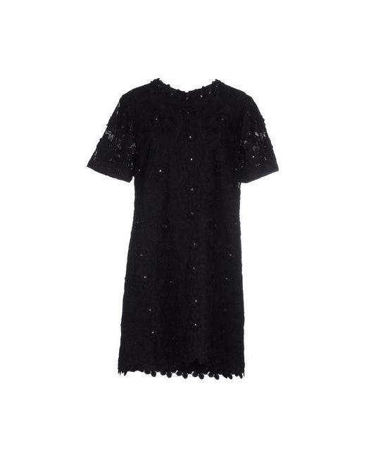 Manoush   Женское Чёрное Короткое Платье