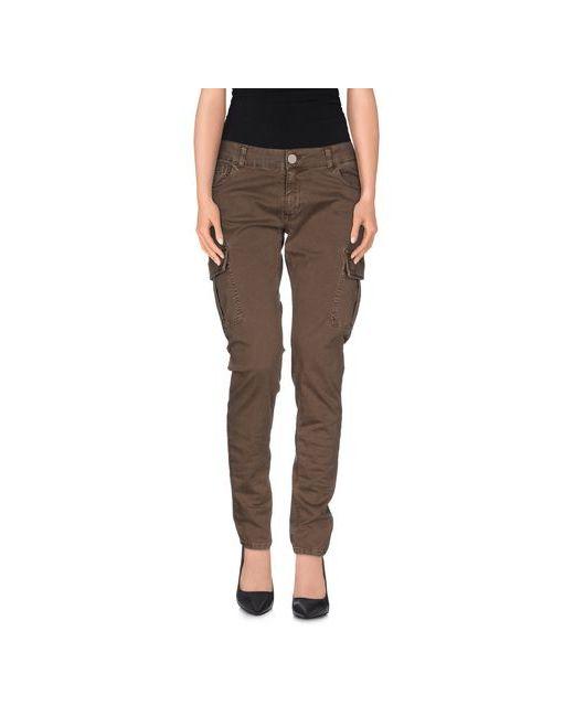 Twin-Set Jeans | Женские Зелёные Джинсовые Брюки