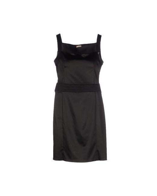 Galliano   Женское Чёрное Короткое Платье