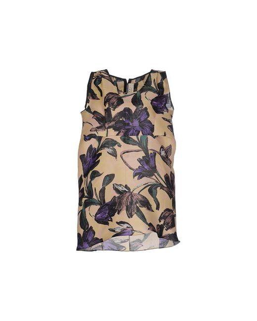 Marni | Женское Песочное Короткое Платье