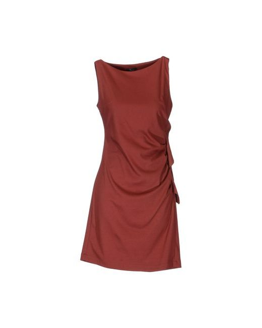 Hanita | Женское Красное Короткое Платье