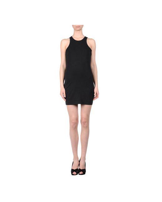 Cheap Monday | Женское Чёрное Короткое Платье