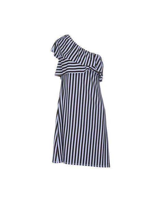 Fisico-Cristina Ferrari   Женское Фиолетовое Короткое Платье