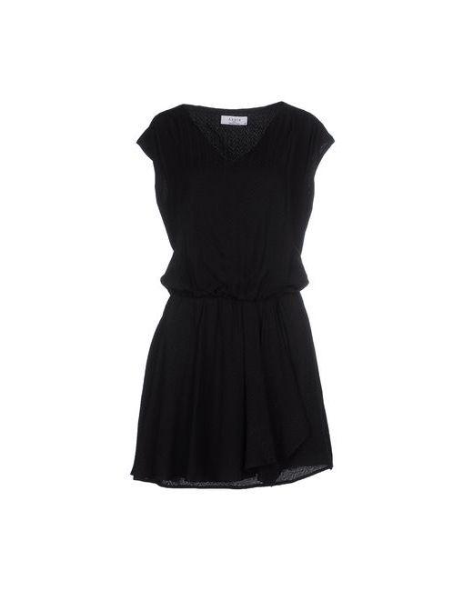 Axara Paris | Женское Чёрное Короткое Платье