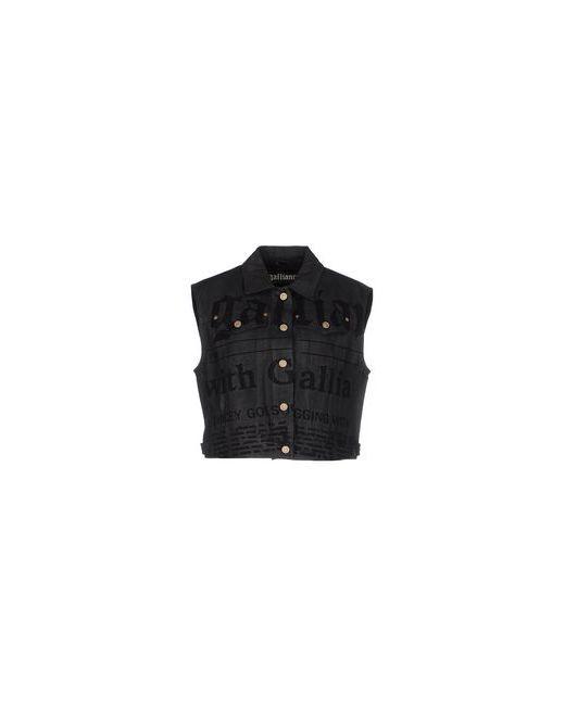 Galliano | Женская Серая Джинсовая Верхняя Одежда