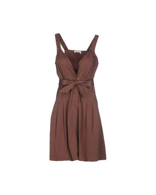 E-GÓ | Женское Хаки Короткое Платье