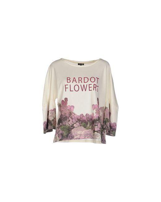 Brigitte Bardot | Женская Слоновая Кость Футболка