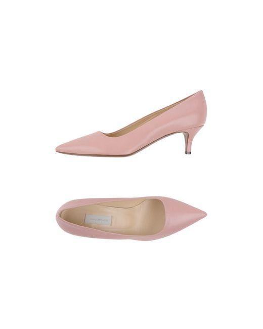 L' Autre Chose   Женские Розовые Туфли