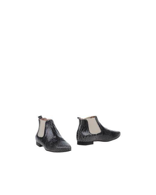TIPE E TACCHI | Женские Чёрные Полусапоги И Высокие Ботинки