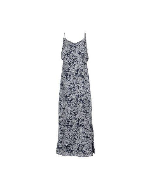 Joie   Женское Синее Длинное Платье