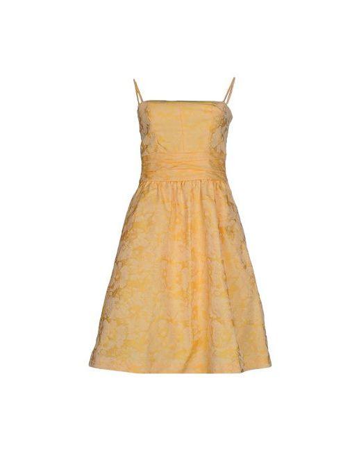 Hoss Intropia | Женское Оранжевое Короткое Платье