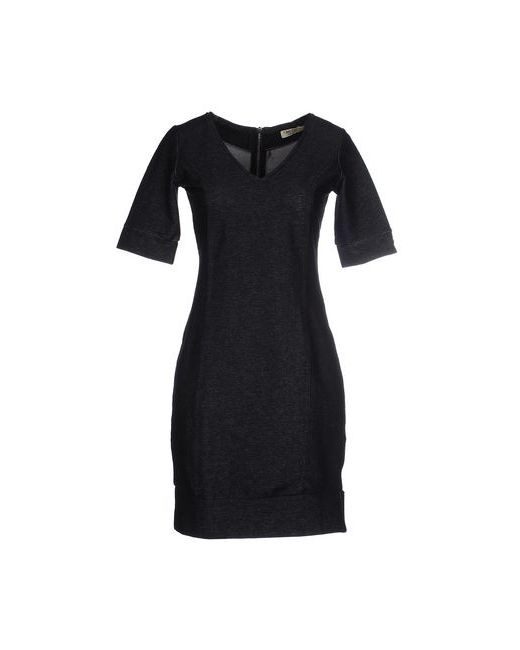 TimeOut | Женское Синее Короткое Платье