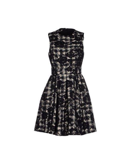 Michael Kors   Женское Чёрное Короткое Платье