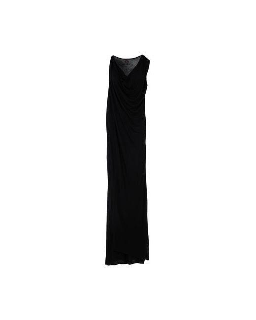 A.F.Vandevorst | Женское Чёрное Длинное Платье