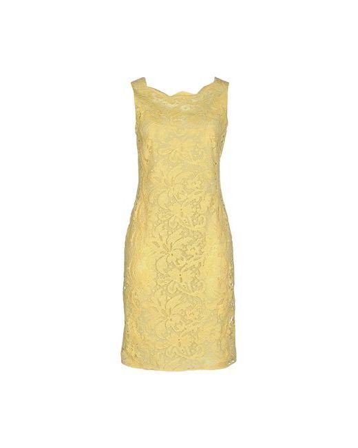 Emilio Pucci | Женское Жёлтое Короткое Платье