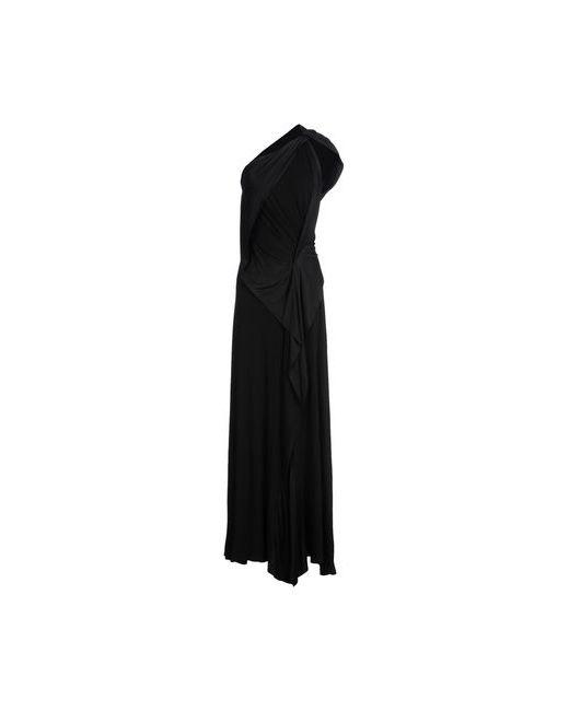 Plein Sud | Женское Чёрное Длинное Платье