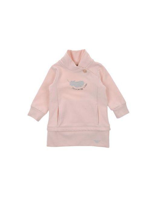 Armani Baby | Розовая Толстовка