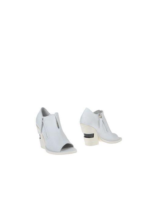 Cinzia Araia | Женские Белые Ботинки