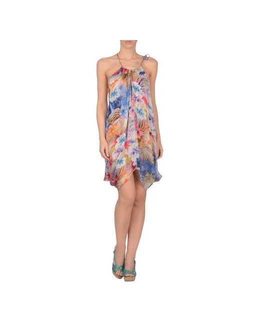 Christies | Женское Синее Пляжное Платье
