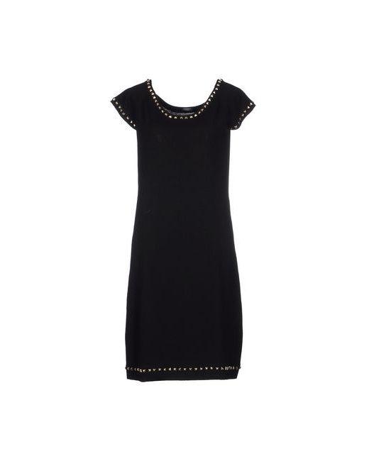 Snobby Sheep | Женское Чёрное Короткое Платье