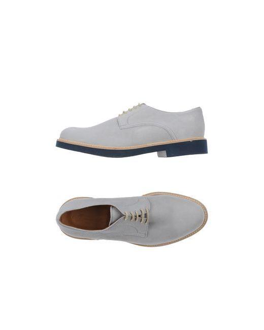 Marechiaro 1962 | Мужская Серая Обувь На Шнурках