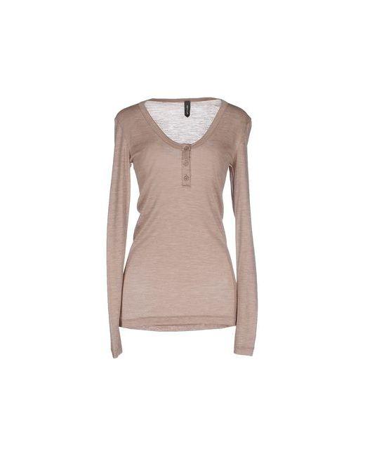 Gotha | Женское Песочное Короткое Платье