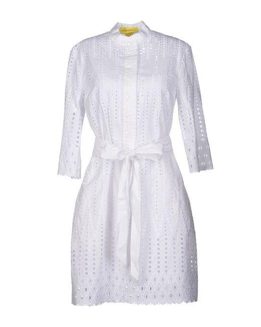 Catherine Malandrino   Женское Короткое Платье