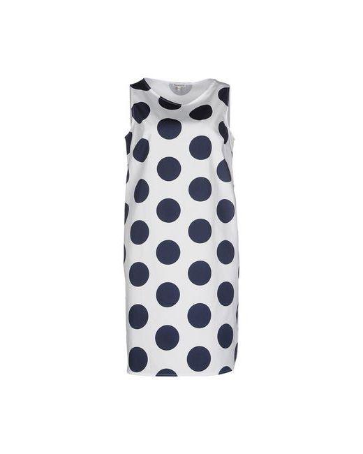 Camicettasnob | Женское Белое Короткое Платье