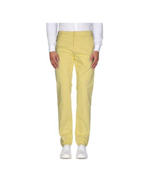 Balenciaga | Мужские Жёлтые Повседневные Брюки