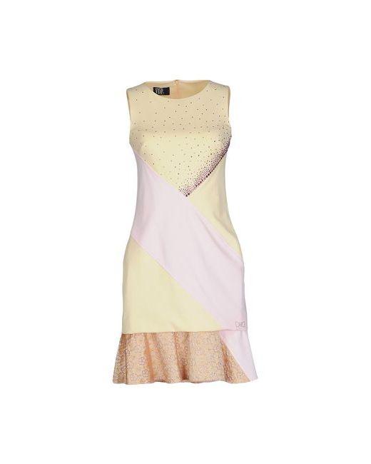 Vdp Collection | Женское Бежевое Короткое Платье