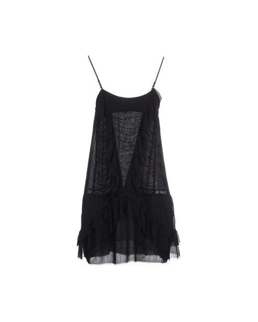 Iro | Женское Чёрное Короткое Платье