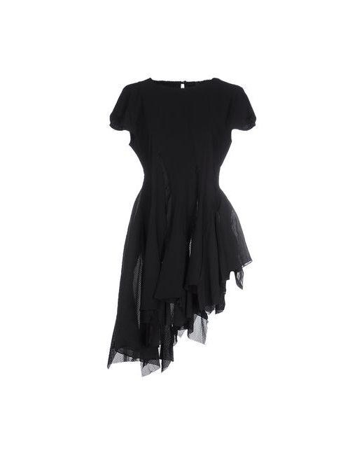 High Tech   Женское Чёрное Короткое Платье