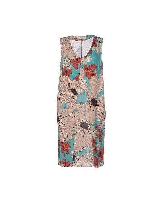 Ottod'Ame | Женское Розовое Платье До Колена