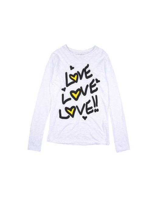 My T-Shirt | Женская Белая Футболка