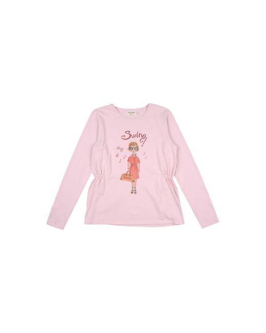 Nice Things Mini   Женская Розовая Футболка