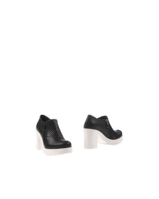 NOEE | Женские Чёрные Ботинки
